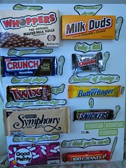 Candy Bar Card 2 (Heartlover1717) Tags: birthdaycard birthdaypresent creativeidea 60thbirthday candybarcard candybarposter whoppers milkduds nestlescrunch chunky twix butterfinger symphony snickers goodnplenty 100grand
