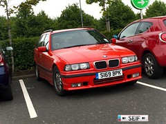 BMW E36 3 series Touring Hamilton 2016 (seifracing) Tags: bmw e36 3 series touring hamilton 2016 seifracing spotting security emergency europe rescue recovery traffic trucks cars cops car vehicles seif photography photographe