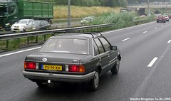 Opel Rekord 2.0S 1986 (XBXG) Tags: ps14xv opel rekord 20s 1986 opelrekord gm general motors a9 amstelveen nederland netherlands holland paysbas youngtimer old german classic car auto automobile voiture ancienne allemande germany deutsch duits deutschland