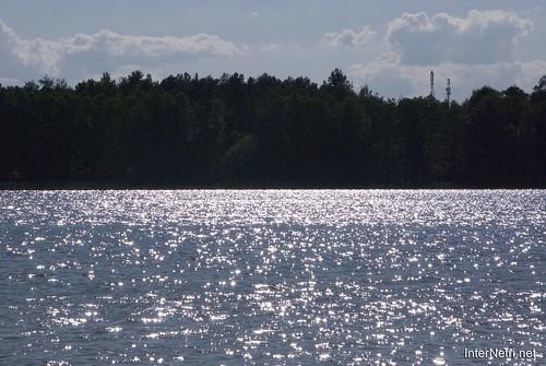 Шацький Національний Природний Парк Озеро Пісочне  Блиск сонця в воді InterNetri  Ukraine 107