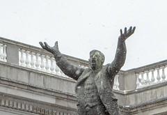 18MAR01 SLYNNLEE-6346-3 (Suni Lynn Lee) Tags: dublin ireland beastfromtheeast winter snow cold blizzard city street