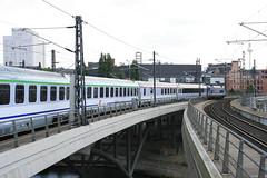 Berlin Hauptbahnof (Lonfunguy) Tags: berlinhbf berlin hbf db train germany railway germanrailway deutschebahn