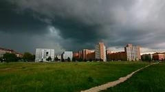 Storm from the south (jokinzuru) Tags: zabalgana gasteiz vitoria 1116 tokina 70d eos canon tormenta ekaitza storm