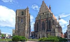 Nysa - Neisse Basilika Sankt Jakobus und Agnes (wernerfunk) Tags: polen schlesien church kirche