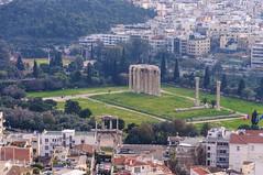 5305_GREECE_ATHENS (KevinMulla) Tags: ancientruin athens greece temple templeofzeus athina attica