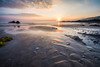 Polhawn (Timothy Gilbert) Tags: sand wideangle sunset ultrawide panasonic laowacompactdreamer75mmf20 polhawn hdr beach m43 microfourthirds microfournerds lumix coast gx8 whitsandbay cornwall