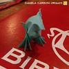 "Origami Challenge 34/365 ""Uccellino""  Modello creato oggi. ------------------------------------------- ""Little Bird"" Model created today.  #origami #cartapiegata #paperfolding #papiroflexia  #paper #paperart #createdandfolded #originaldesign   #danielacar (Nocciola_) Tags: paperart cartapiegata createdandfolded papiroflexia paperfolding originaldesign danielacarboniorigami paper origami"