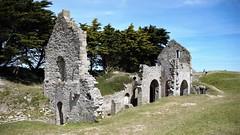 Île de Batz Finistère (claude 22) Tags: france bretagne bzh batz iledebatz brittany sea mer finistère roscoff ruines chapelle steanne