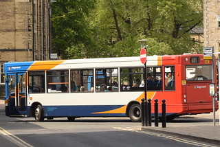 SCNL 34707 @ Lancaster bus station