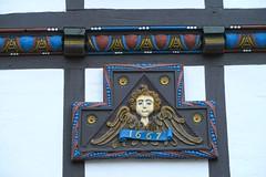 Clarholz (barbmz) Tags: clarholz stift probstei prämonstratenser westfalen fachwerk framework engel angel