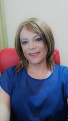 IMG-20180601-WA0002 (Sophia Steel) Tags: sophiasteel tgirl tv transvestite cd crossdresser blonde