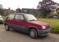 1993 Renault 5 1.4 Campus Prima (Spottedlaurel) Tags: renault 5 campusprima