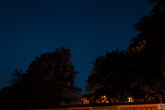 ISS & Jupiter / @ 18 mm / 2018-06-03 (astrofreak81) Tags: iss internationalspacestation jupiter night sky stars dresden