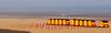 cabanes de La Panne (Louloulerot) Tags: sea mer merdunord noordzee northsea sand zee flamish vlaanderen belgique belgium belgie strand sable plage soleil yellow red rouge jaune geel rood