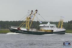 UK 47 'Iede Kornelis' (Romar Keijser) Tags: kotter visserij emk eendracht maakt kracht protest amsterdam dam aanlandplicht discard ban