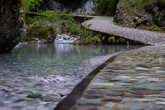 Along the Lines (IlMorze) Tags: 1855 bergamo fuji italy vertova xt20 acqua cascate fiume lendscape longexposure natura river rocce water wild italia