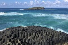 Fingal Head . View to Cook Island! (Uhlenhorst) Tags: 2018 australia australien landscapes landschaften travel reisen