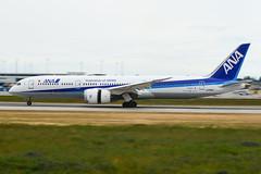 CYVR - All Nippon Airways B787-9 Dreamliner JA886A (CKwok Photography) Tags: yvr cyvr allnipponairways b787 dreamliner jh886a