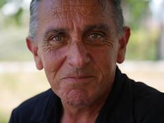 Stranger 463 - Costas (Andrew The Professor) Tags: stranger costas roda corfu greece greek grill holiday mft sooc noreflector