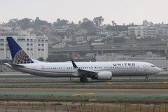United 737-9 MAX (So Cal Metro) Tags: boeing 737 united unitedairlines ual max max9 737max 7379max 7379 airline airliner airplane aircraft plane jet aviation airport san sandiego lindberghfield n27503