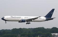 Blue Panorama Airlines | B767-300 | I-BPAD | HAM | 10.06.2018 (Norbert.Schmidt) Tags: eddhham ibpad b767300 b767 boeing bluepanorama
