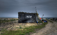 Fishing Shed (nigdawphotography) Tags: fishing shed gear tackle rods buoy dungeness kent