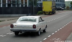 Ford Galaxie 500 LTD Fastback 1965 (XBXG) Tags: ev1254 ford galaxie 500 ltd fastback 1965 fordgalaxie v8 white blanc flevolaan weesp nederland holland netherlands paysbas vintage old classic american car auto automobile voiture ancienne américaine us usa vehicle outdoor
