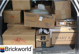 Ready for Brickworld Chicago 2018!