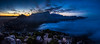 The sunrise (Ederson Ladeira) Tags: sunrise sunset sun mountain tablemountain expedition trip travel canon colors pano panorama