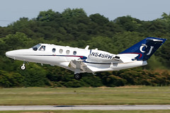 N545RW - Cessna 525 Citation CJ1 - KPDK - June 2018 (peachair) Tags: n545rw cessna 525 citation cj1 kpdk june 2018 cn 5250141
