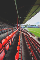 Bootham Crescent (Matthew-King) Tags: york north yorkshire bootham crescent city football club pitch stands minster men minstermen ground