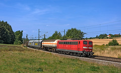DB 151 032 (maurizio messa) Tags: br151 cargo nikond7100 mau bahn bayern ferrovia freighttrain fret germania germany guterzuge treni trains railway railroad