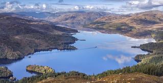 Loch Katrine & The Sir Walter Scott