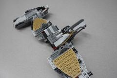 _DSC0149 (starstreak007) Tags: 75202 defense crait star wars jedi last lego