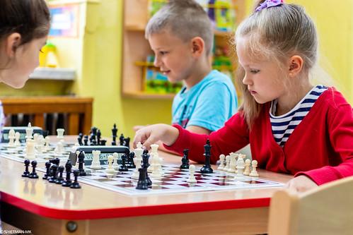 V Turniej Szachowy o Mistrzostwo Przedszkola Miejskiego Nr 1-36
