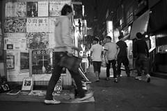 ETERNAL SOUL (ajpscs) Tags: ajpscs japan nippon 日本 japanese 東京 tokyo city people ニコン nikon d750 tokyostreetphotography streetphotography street 2018 shitamachi night nightshot tokyonight nightphotography citylights tokyoinsomnia nightview monochromatic grayscale monokuro blackwhite blkwht bw blancoynegro urbannight blackandwhite monochrome alley othersideoftokyo strangers walksoflife omise 店 urban attheendoftheday urbanalley tokyoscene anotherday eternalsoul