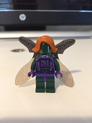 DC's Chrysalis (Numbuh1Nerd) Tags: lego purist custom dc superheroes minifigures global guardians