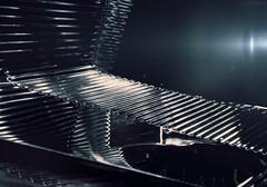 Suspension bridge (LUSEJA) Tags: luseja parana entrerios argentina canon s5is macromondays transportation fun headlight car carheadlight faro suspension bridge suspensionbridge