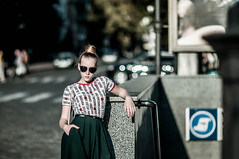 210 (Max t.m.) Tags: portrait people girl young beautiful emotion goodlooking look summer love pretty gorgeous street kharkiv nature manuallens projection visionar10916 projectionlens bokeh zeiss carl visionar109mm16 visionar16109 carlzeiss carlzeissjenavisionar visionar nikon