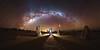 Embrace and Embark (ASTRORDINARY) Tags: astrophotography astronomy astro astrordinary flash perth panorama paeanng pano paean pinnacles westernaustralia australia wedding newlywed night nightscape nightsky nikon gigapan optolong longexposure lowlight d750 people sky stars starscape adventure