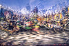 """Break dance"" (Günter Nietert) Tags: karussell carousel roundabout carrousel breakdance volksfest bayreuth 2018 mehrfachbelichtung doppelbelichtung photoimpressionism photoexpressionism fotoimpressionismus"