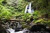 Kentucky falls (chase_lyda) Tags: water fall kentucky falls rocks trees grass green color vibrant oregon coast photography photos camera canon