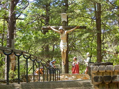 Shrine of our lady of long island (theskullreviews) Tags: shrine our lady long island rock last supper jesus lord savior stations cross