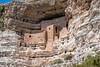 Montezuma's Castle (benakersphoto) Tags: architecture historic az arizona arizonatowns nationalpark nationalmonument landscape cliff nativeamerican nikon nikkor