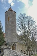 Klosterturm Rothenburg o.d. T.
