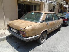 1981 Fiat 132 (Alpus) Tags: fiat 132 rare lebanon beirut italian june 2017 classic retro