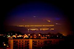 Le pont de l'iroise au petit matin (erwancalves) Tags: bridge brest bretagne night