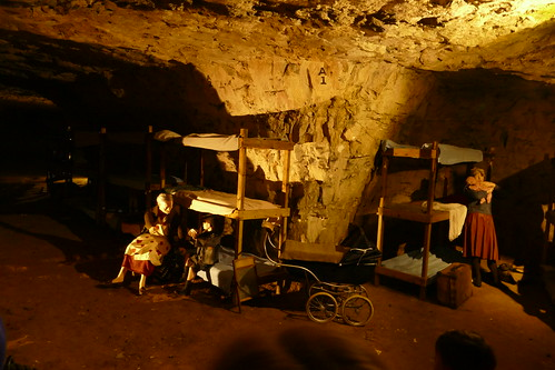 Chislehurst Caves Living Quarters
