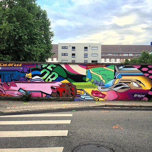 #streetart #strasbourgstreetart #strasgram #strasbourg #strasbourg_eurometropole