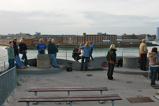 Round Tower, Portsmouth, January 22nd 2009